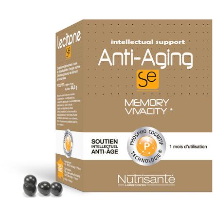 Anti-Aging Tillskott - Vitalt Minne