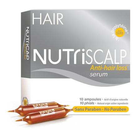 NutriScalp - Anti-Håravfall Serum Ampuller